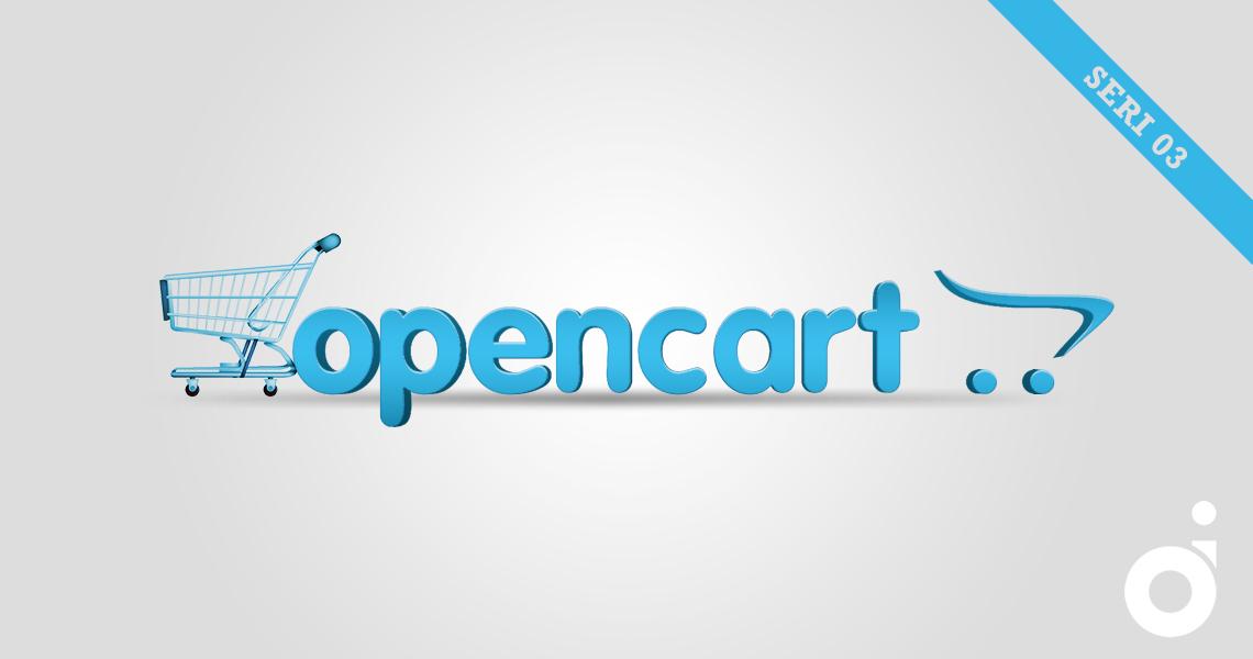 Dari pemula sampai mahir dalam Opencart: Produk dan Kategori